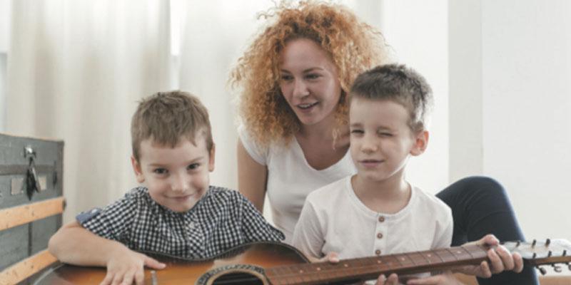 Benefícios da Musicalização Infantil: Aulas de Música para Crianças