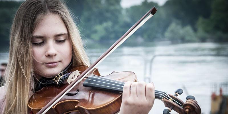 3 dicas para iniciantes para como tocar violino.